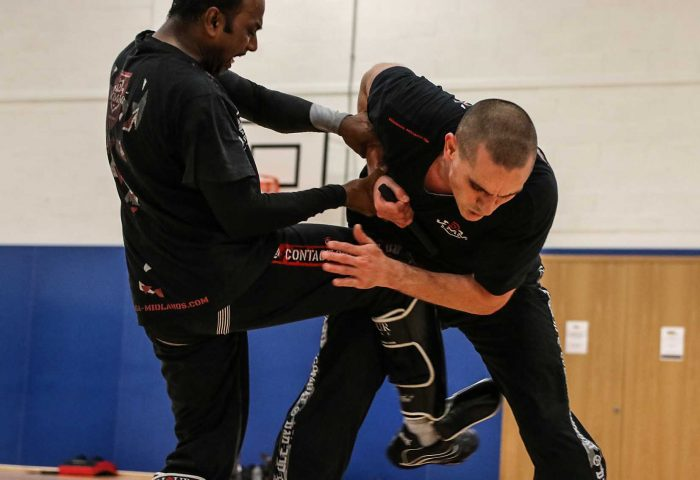 Watch Videos from Dynamic Knife Defences Workshop Online