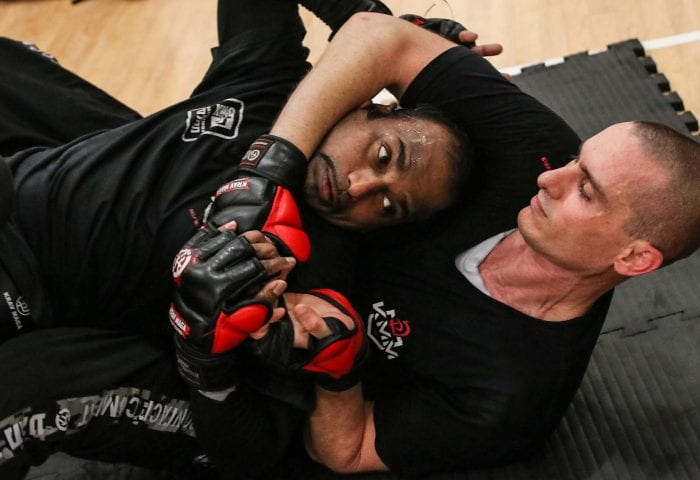 Lear Online How to defend against ground headlock atacks